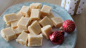 Caramels mit Honigaroma