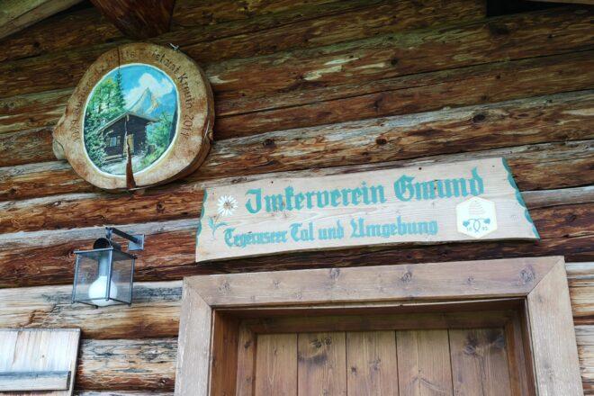 Besuch des Lehrbienenstandes vom Bezirkimkerverein Gmund