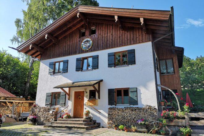 Haus der Familie Stoib in Hausham