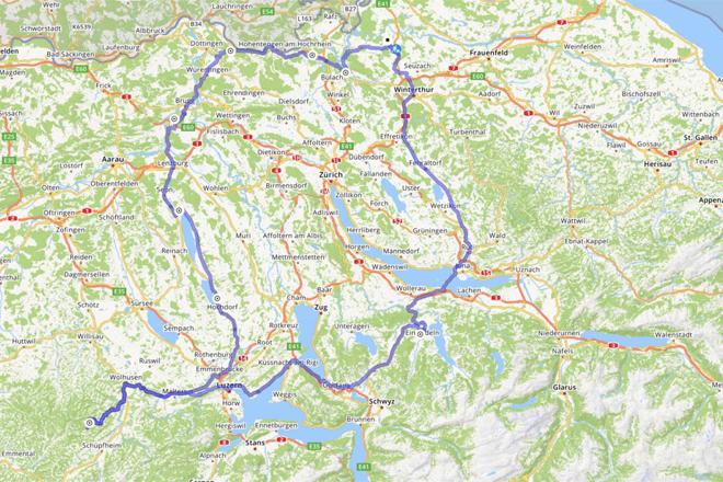 Ape-Tour de Suisse 2021